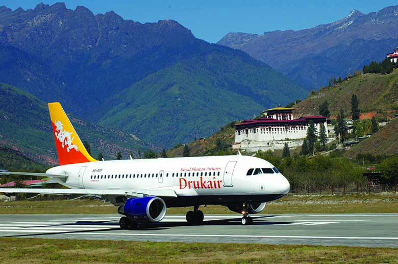 Paro Internation Airport